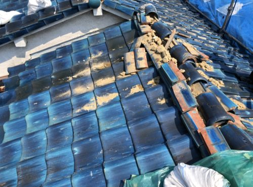 屋根工事-修理-板金